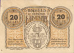 Austria, 20 Heller, FS 358Ia