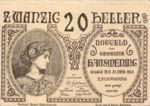Austria, 20 Heller, FS 358Ic