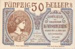 Austria, 50 Heller, FS 358Ic