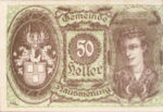 Austria, 50 Heller, FS 358II