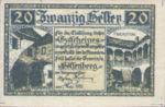 Austria, 20 Heller, FS 363a