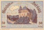 Austria, 50 Heller, FS 317c