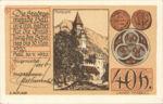 Austria, 40 Heller, FS 342IIb