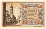 Austria, 20 Heller, FS 342IId