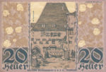 Austria, 20 Heller, FS 343a