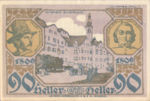 Austria, 90 Heller, FS 343a
