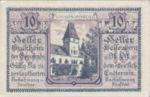 Austria, 10 Heller, FS 363a