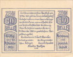 Austria, 10 Heller, FS 373I