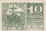Austria, 10 Heller, FS 377f