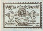 Austria, 10 Heller, FS 378IIa