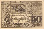Austria, 50 Heller, FS 385b