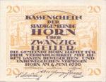 Austria, 20 Heller, FS 397IId