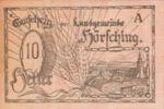Austria, 10 Heller, FS 399br