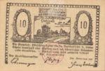 Austria, 10 Heller, FS 399cr
