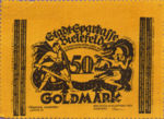 Germany, 50 Gold Mark, 115c