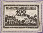 Germany, 100 Mark, 032b