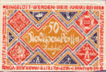 Germany, 50 Mark, 047 unlisted