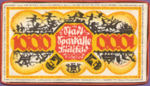 Germany, 1,000 Mark, 058.2f