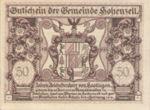 Austria, 50 Heller, FS 389IIa