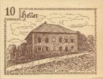 Austria, 10 Heller, FS 408