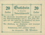 Austria, 20 Heller, FS 408