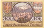 Austria, 30 Heller, FS 412IIa