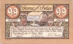 Austria, 99 Heller, FS 412IIa