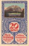 Austria, 20 Heller, FS 416