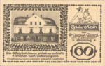 Austria, 60 Heller, FS 416