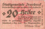 Austria, 20 Heller, FS 409a