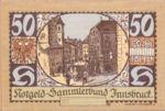 Austria, 50 Heller, FS 412IIIa