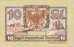 Austria, 10 Heller, FS 412IVa