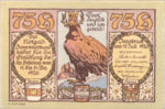 Austria, 75 Heller, FS 412IVa