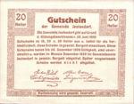 Austria, 20 Heller, FS 418a