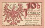 Austria, 10 Heller, FS 419b