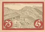 Austria, 75 Heller, FS 419b