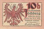 Austria, 10 Heller, FS 419c