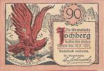 Austria, 90 Heller, FS 419c