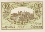 Austria, 10 Heller, FS 420a
