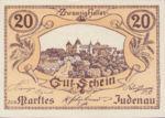 Austria, 20 Heller, FS 420a