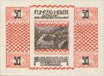 Austria, 50 Heller, FS 422a