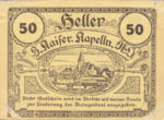 Austria, 50 Heller, FS 425