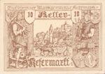 Austria, 10 Heller, FS 429