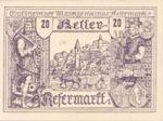 Austria, 20 Heller, FS 429