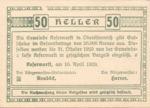 Austria, 50 Heller, FS 429