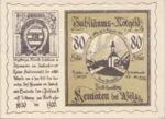 Austria, 80 Heller, FS 432