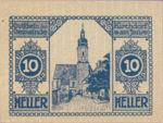 Austria, 10 Heller, FS 444a