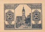 Austria, 20 Heller, FS 444c
