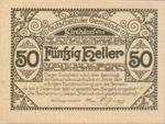 Austria, 50 Heller, FS 444c