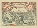 Austria, 20 Heller, FS 446Ia